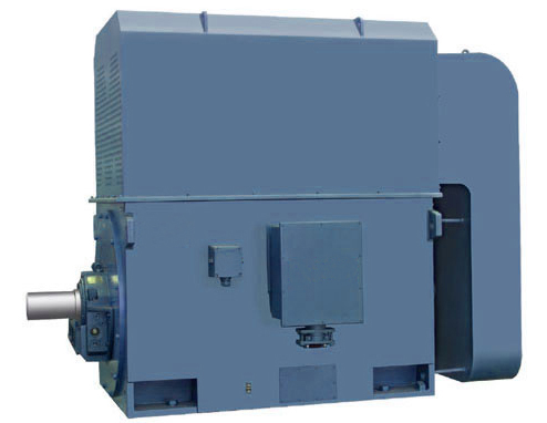 YKK Series High-Voltage Motor